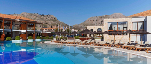ATLANTICA HOLIDAY VILLAGE RHODES 5*  Graikija, Rodas